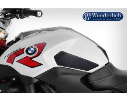 Накладки на бак BMW R1200R LC черный