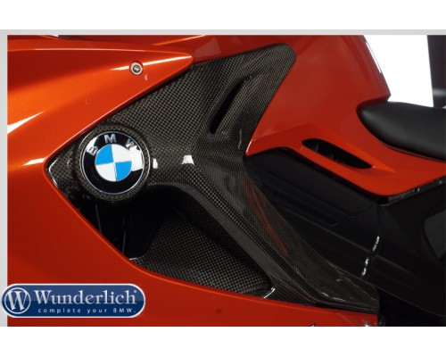 Боковая панель BMW F800GT - левая - карбон
