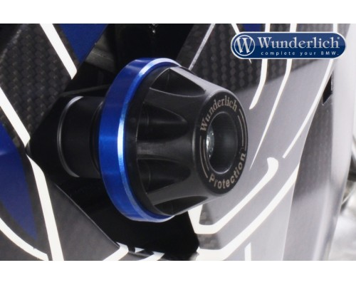 Слайдеры Racing BMW S 1000 R синий
