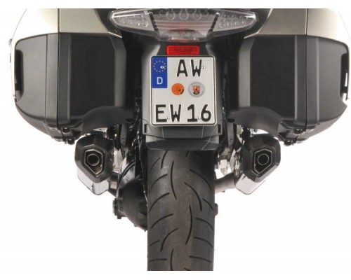 Глушитель Remus HexaCone BMW K1600GT/GTL нержавеющая сталь