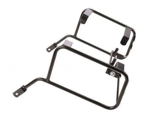 Крепление для боковых кофров H&B Lock it BMW R1200GS/GSA черный/серебро