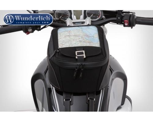 Рюкзак на бак мотоцикла Retro BMW R nineT (2014 -) черный