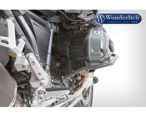 Защитные дуги KRAUSER BMW R1200GS LC/RS LC/R LC - черный