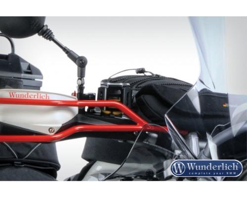 Защита бачка сцепления BMW R1200GS/GSA/R черный