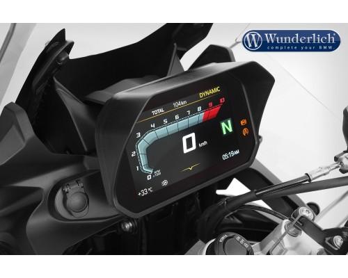 Антибликовый козырек приборной панели BMW R1250/1200GS LC, F750/850/900GS/XR/R