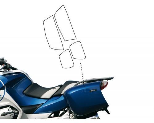 Прозрачные защитные пленки для оригинальных кофров Venture Shield BMW