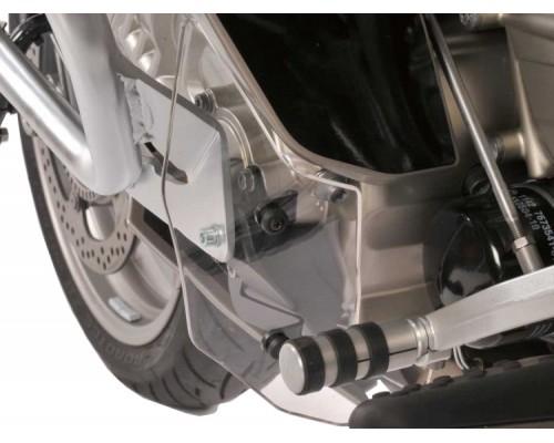 Защита ног Clear Protect BMW K 1600 GT/GTL , прозрачная
