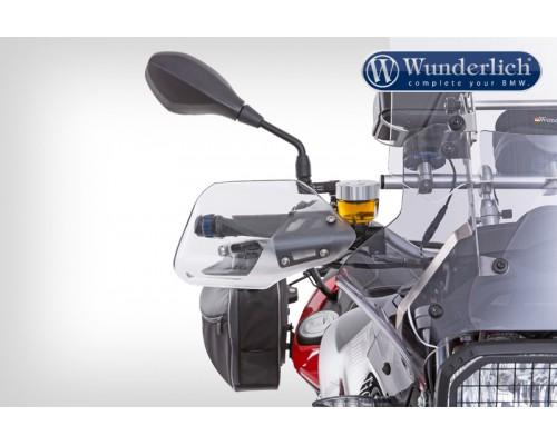 Защита рук Clear Protect BMW F800R/R1200GS прозрачная