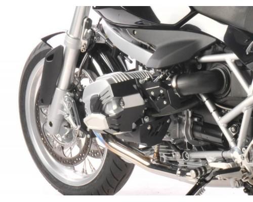Защита крышек цилиндров BMW R1200GS/GSA/R/R NineT черный