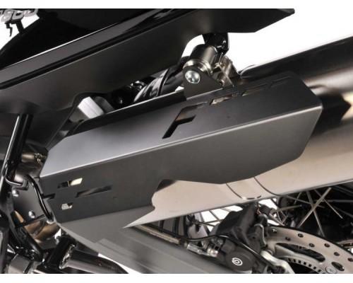 Теплозащита на глушитель BMW F650/700/800GS/800GSA черный