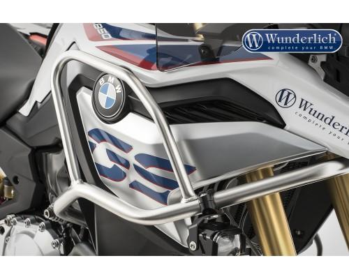 Дуги защиты бака Adventure для BMW F750GS - нержавеющая сталь