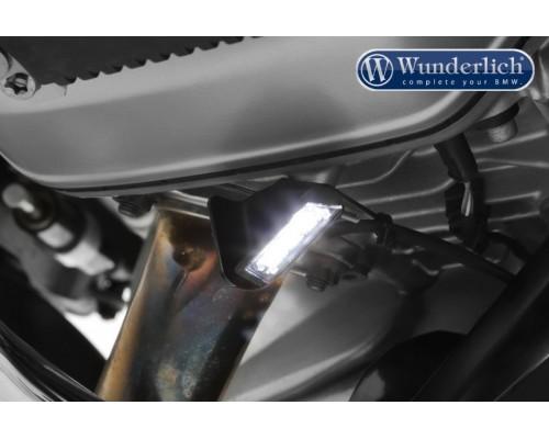 Подсветка подставки для подножки для R1200 GS/GSA/R/RS/RT LC, R1250R
