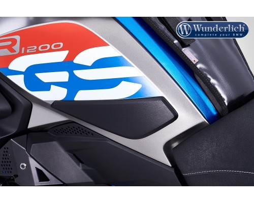 Накладки на бак BMW R 1200 GS LC (2017-) черный