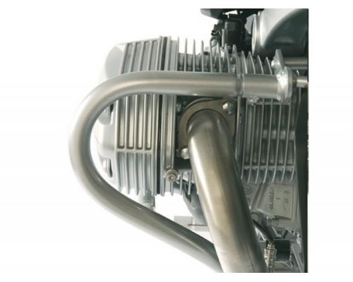 Защитные дуги BMW R1200R (-14) серебро