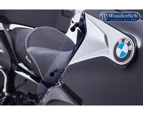Защита ног BMW K 1600 GT (2017-), затемненная