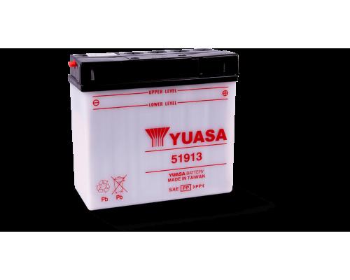 Аккумулятор Мото YUASA 51913